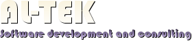 AL-TEK software development and consulting
